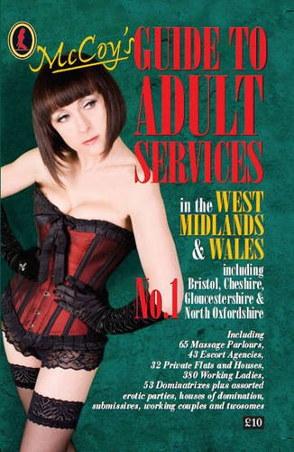 9781901384239: McCoy's Guide to Adult Services in the West Midlands & Wales: no. 2 (McCoy's Guides)