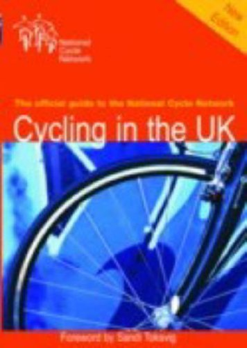 9781901389517: Cycling in the UK: The Official Guide to the National Cycle Network