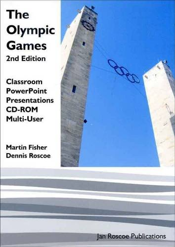 9781901424812: The Olympic Games: Classroom Powerpoint Presentations Multi-user