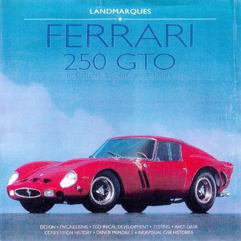 9781901432152: Ferrari 250 Gto (Landmarques)