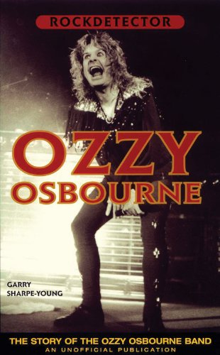 9781901447088: Rockdetector: Ozzy Osbourne: The Story of the Ozzy Osbourne Band