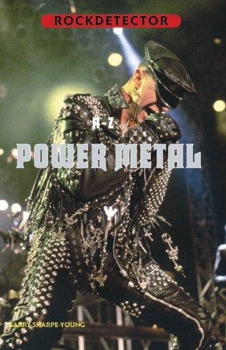 A-Z of Power Metal: Garry Sharpe-Young