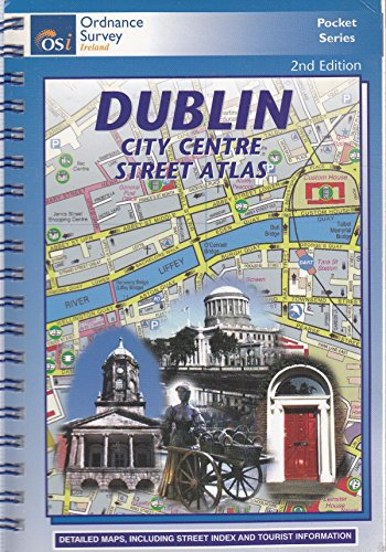 Dublin City Centre Atlas (Street Atlases)