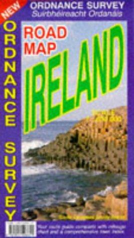 9781901496611: Carte de randonnée : Road Map Ireland (en anglais)