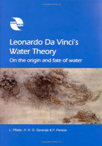 Leonardo Da Vinci's Water Theory: On the: L. Pfister; Hubert