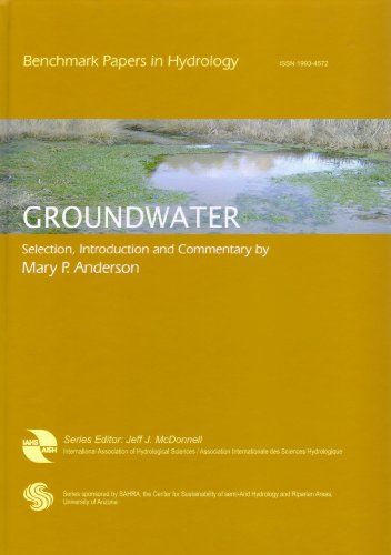 Groundwater (IAHS Benchmark Papers in Hydrology Series): Mary P. Anderson