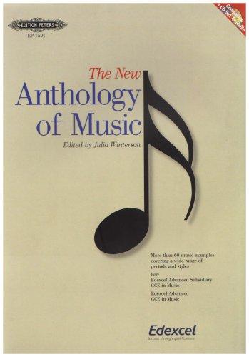 9781901507034: New Anthology of Music