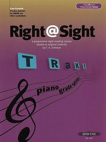 9781901507348: Right @ Sight Piano Grade 7