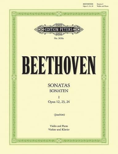 Sonaten 1: Beethoven Ludwig Van