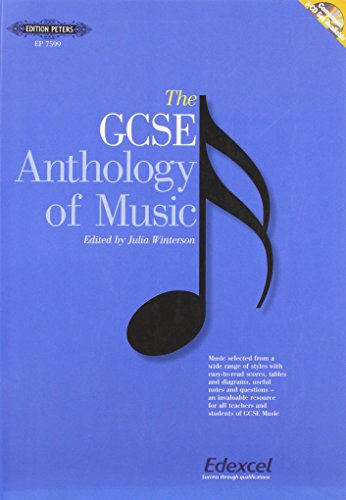 The GCSE Anthology of Music: For Edexcel: Julia Winterson