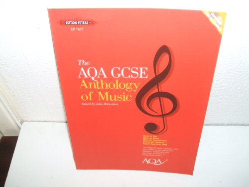 The AQA GCSE Anthology of Music: Nickol, Peter, Winterson,
