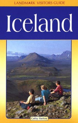 Landmark Visitors Guide Iceland (Landmark Visitors Guides): Hunter Publishing