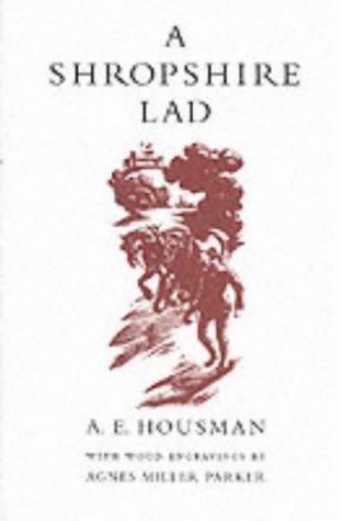 9781901648065: A Shropshire Lad