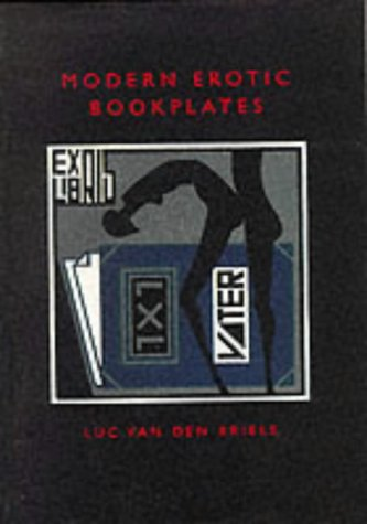 9781901648072: Modern Erotic Bookplates (Universe of bookplates)