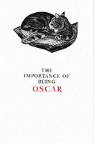 9781901648102: Importance of Being Oscar