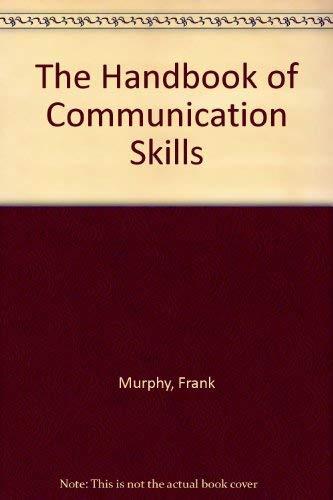 9781901657166: The Handbook of Communication Skills