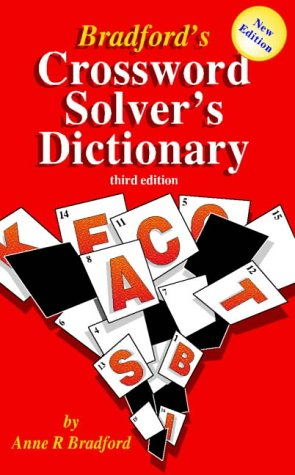 9781901659030: Crossword Solver's Dictionary