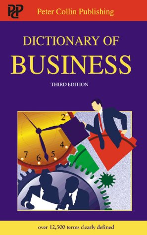 9781901659504: Dictionary of Business