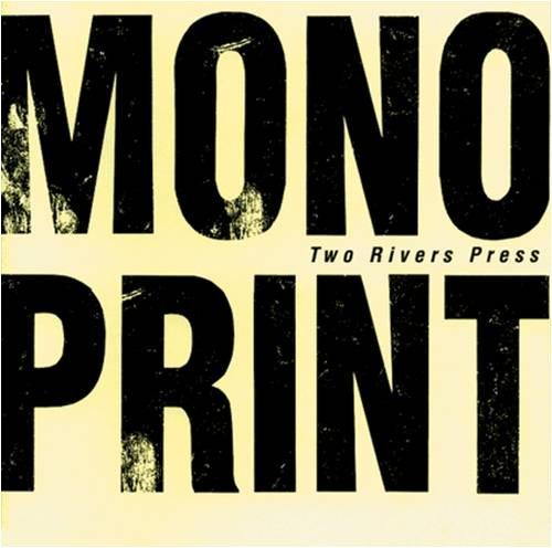 9781901677171: Monoprint