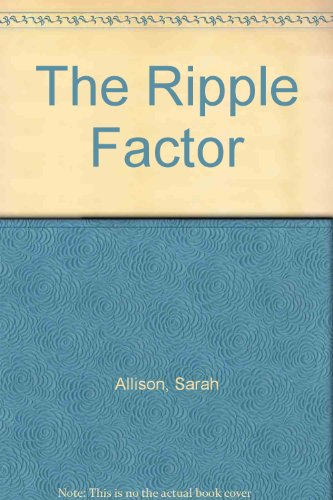 9781901679977: The Ripple Factor