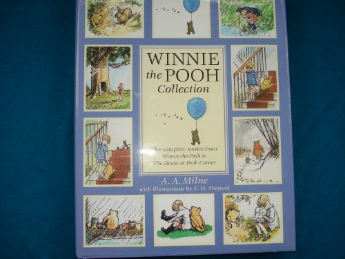 Winnie the Pooh Collection: The complete stories: Milne, A. A.