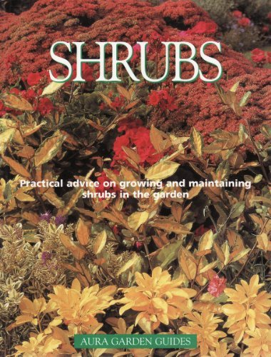 Shrubs (Aura Garden Guides): Karlheinz Jacobi