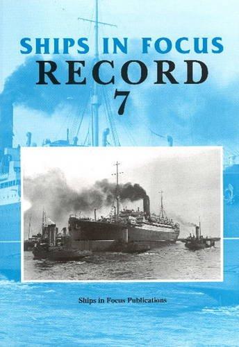 Ships in Focus: 7: Clarkson, John