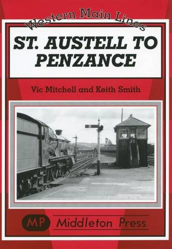 9781901706673: St Austell to Penzance (Western Main Line)