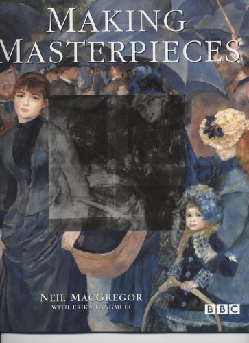 Cover of the book, Making Masterpieces.