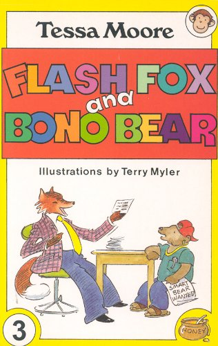Flash Fox and Bono Bear (Chimps): Moore, Tessa