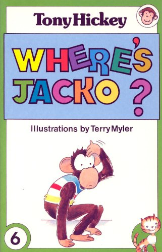 Where's Jacko (Chimps) (9781901737479) by Tony Hickey