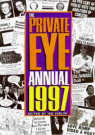 9781901784008: The Private Eye Annual 1997