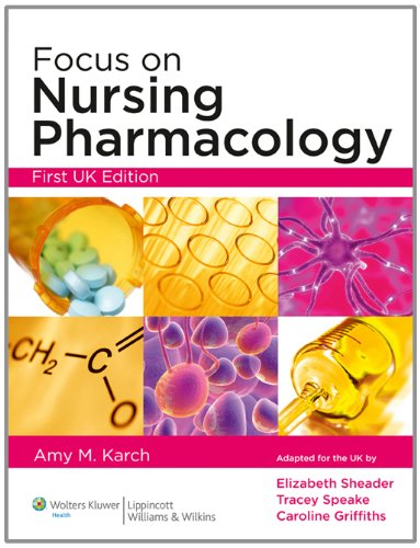 9781901831016: Focus on Nursing Pharmacology - UK Edition