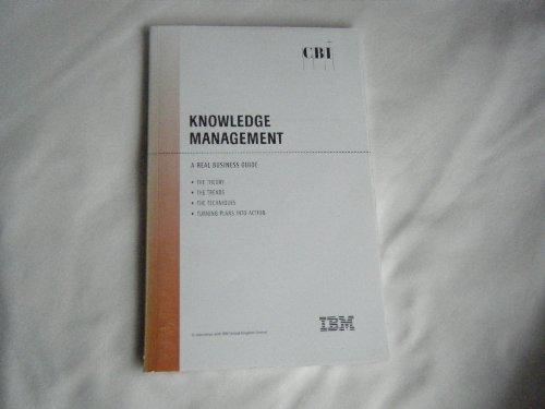 Knowledge Management (A real business guide)