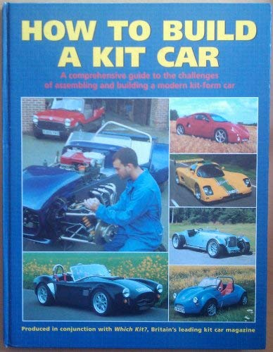 9781901860030: How to Build a Kit Car