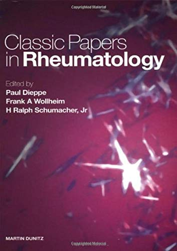 9781901865486: Classic Papers in Rheumatology