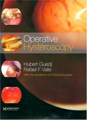 9781901865677: Operative Hysteroscopy