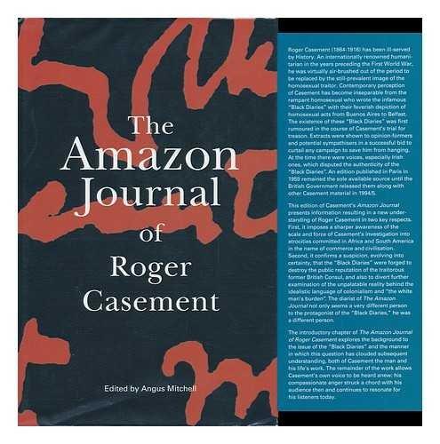 The Amazon Journal of Roger Casement