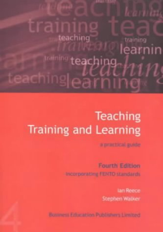 9781901888171: Teaching, Training and Learning: A Practical Guide