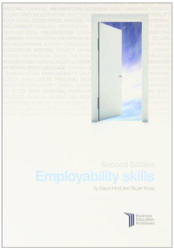 Employability Skills: David W.G. Hind,Stuart
