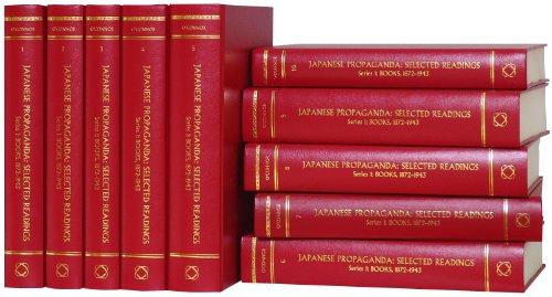 9781901903010: Japanese Propaganda: Selected Readings; Books 1872-1943 (Japanese Propaganda) (Japanese Propagana)