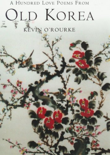 9781901903294: A Hundred Love Poems from Old Korea
