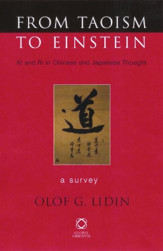 From Taoism to Einstein: Ki and Ri in Chinese and Japanese Thought -- A Survey
