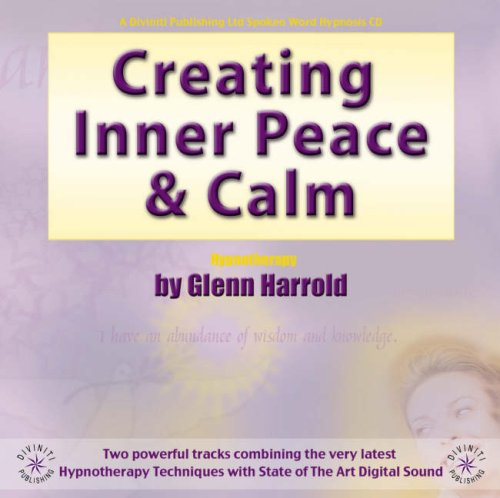 9781901923339: Creating Inner Peace & Calm