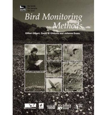 9781901930030: Bird Monitoring Methods: A Manual of Techniques for Key UK Species