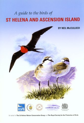 9781901930467: A Guide to the Birds of St Helena and Ascension Island