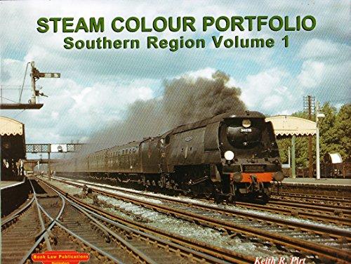 9781901945423: Steam Colour Portfolio Southern Region: v. 1