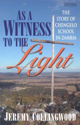 As a Witness to the Light: Collingwood, Jeremy