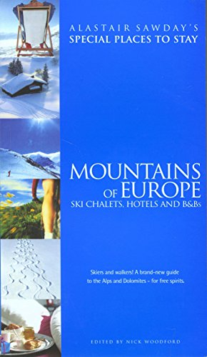 9781901970456: Special Places to Stay Mountains of Europe