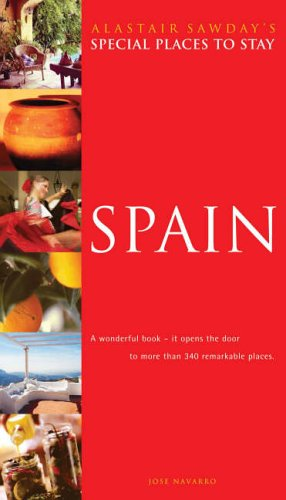 9781901970807: Spain (Alastair Sawday's Special Places to Stay)